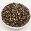 Beads, Seed beads, Glass, brown, Cylindrical, 2mm x 6mm, 25g, 900 Beads, (SSG053)